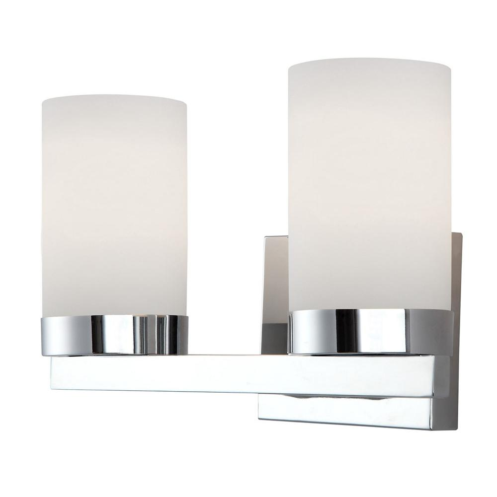 Canarm Two Light Vanity Bathroom Lights item IVL429A02CH