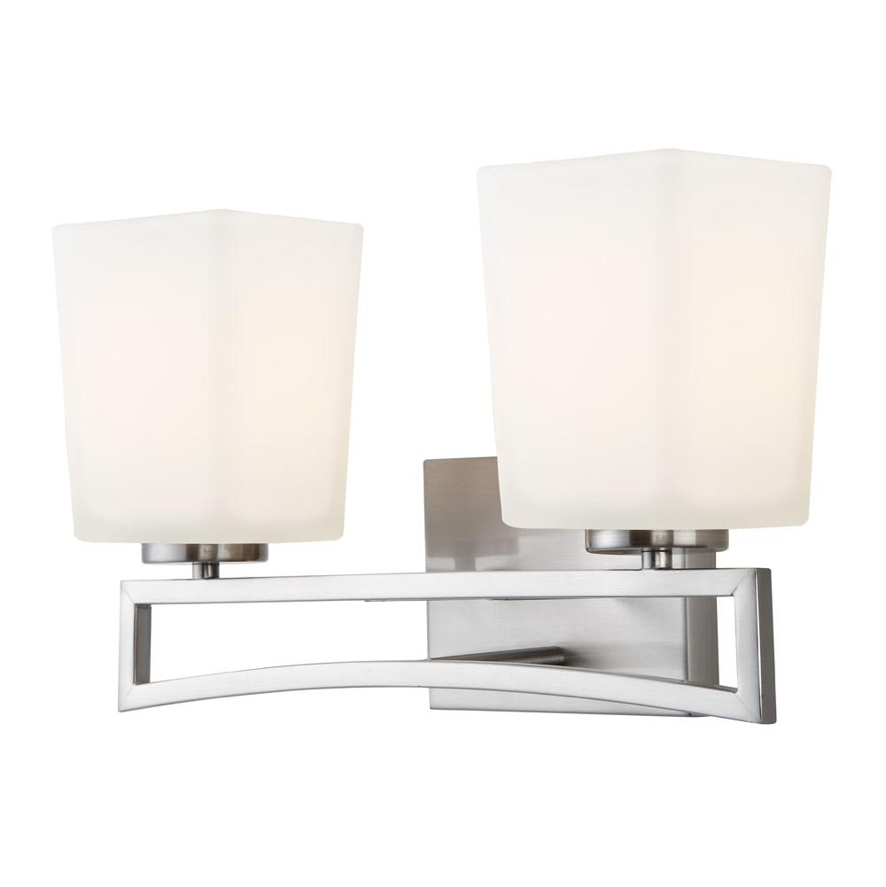 Canarm Two Light Vanity Bathroom Lights item IVL471A02BN