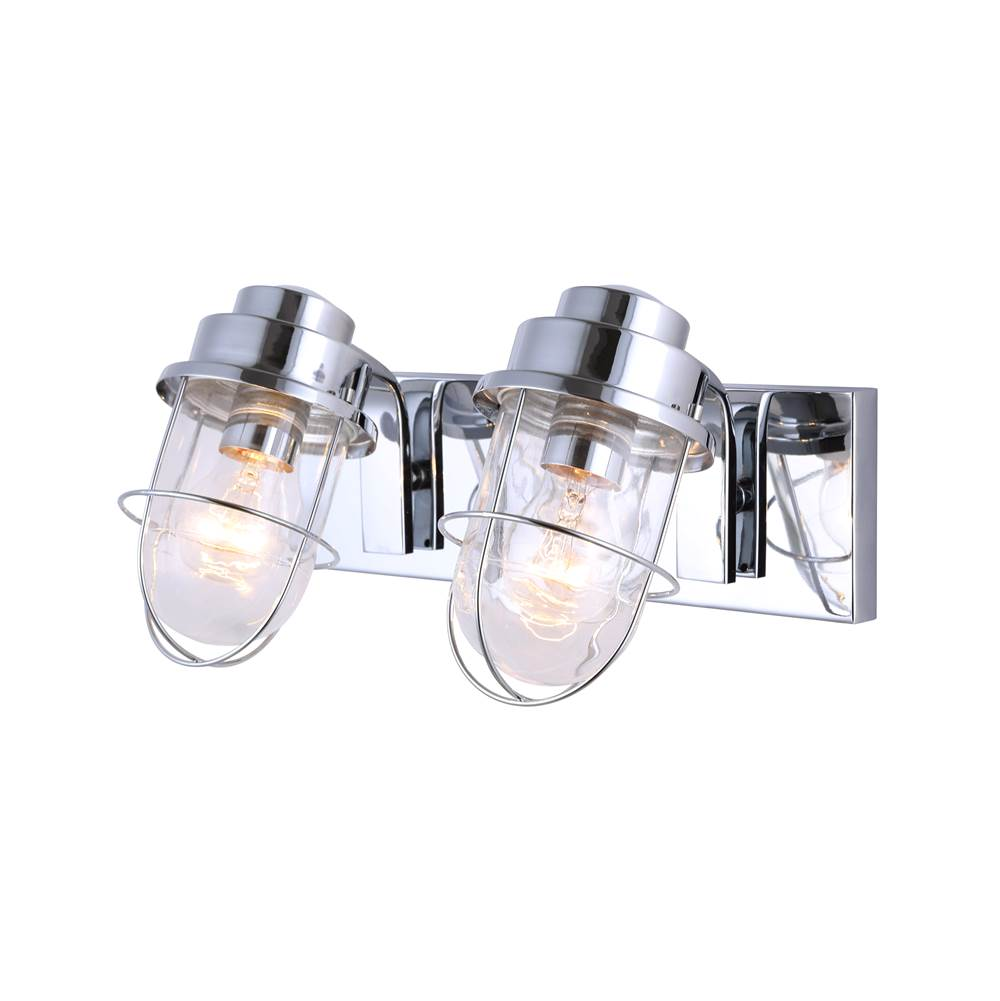 Canarm One Light Vanity Bathroom Lights item IVL526A02CH