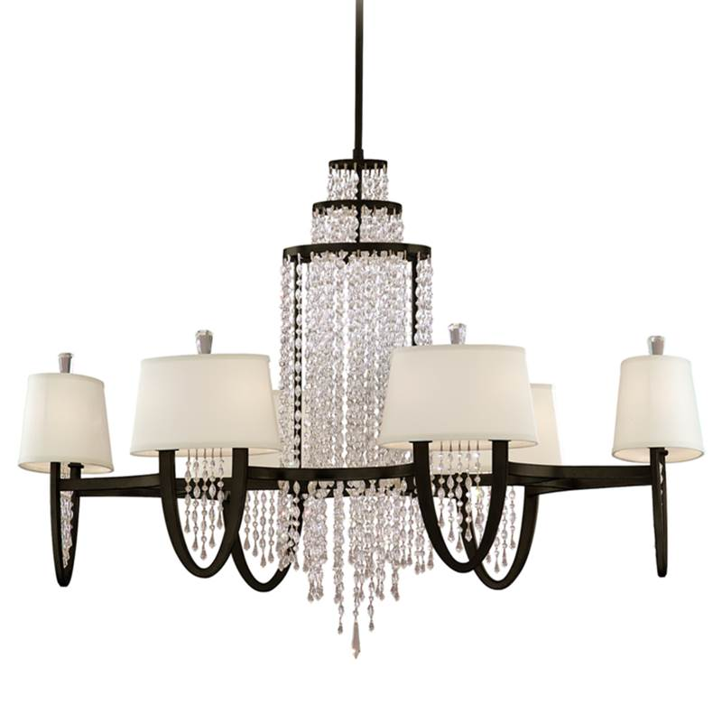 Corbett Lighting Single Tier Chandeliers item 130-012