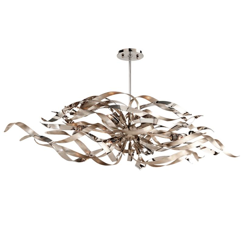 Corbett Lighting Linear Chandeliers Chandeliers item 154-56
