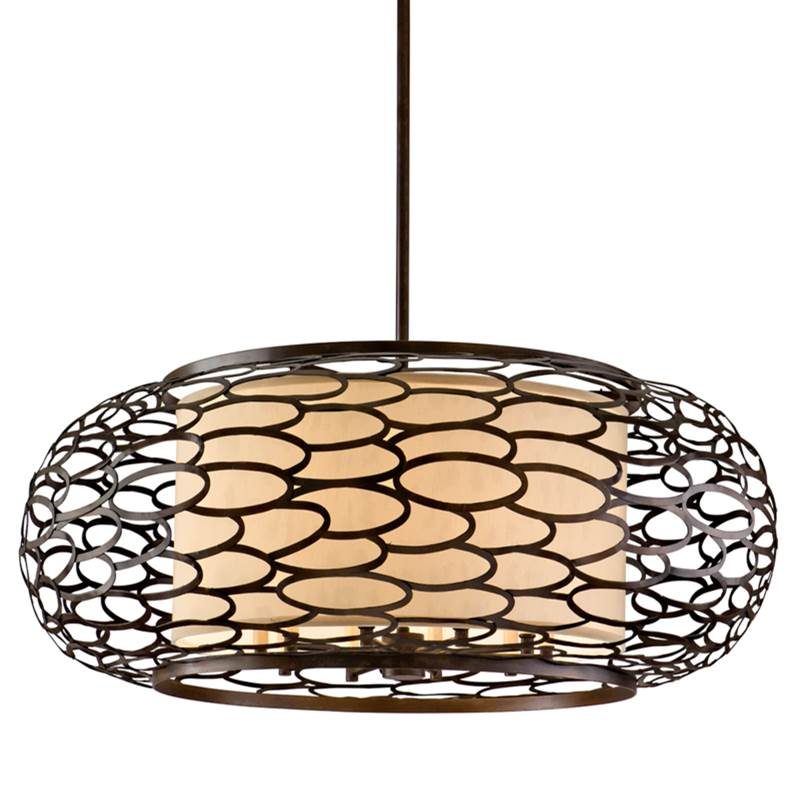 Corbett Lighting Cage Pendants Pendant Lighting item 79-410