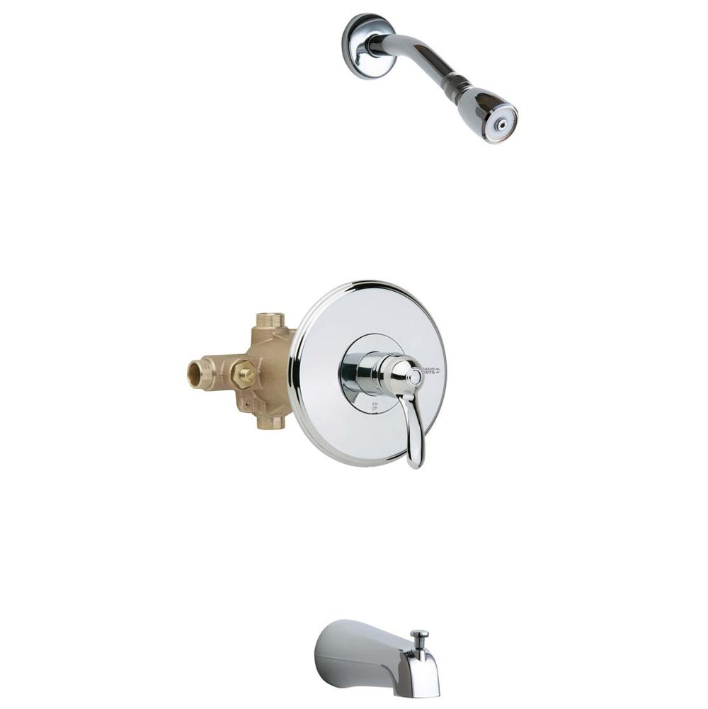 Chicago Faucets  Tub And Shower Faucets item 1905-CP