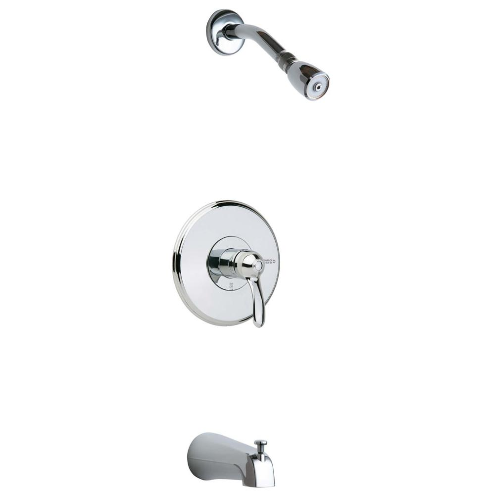 Chicago Faucets  Tub And Shower Faucets item 1905-TKCP