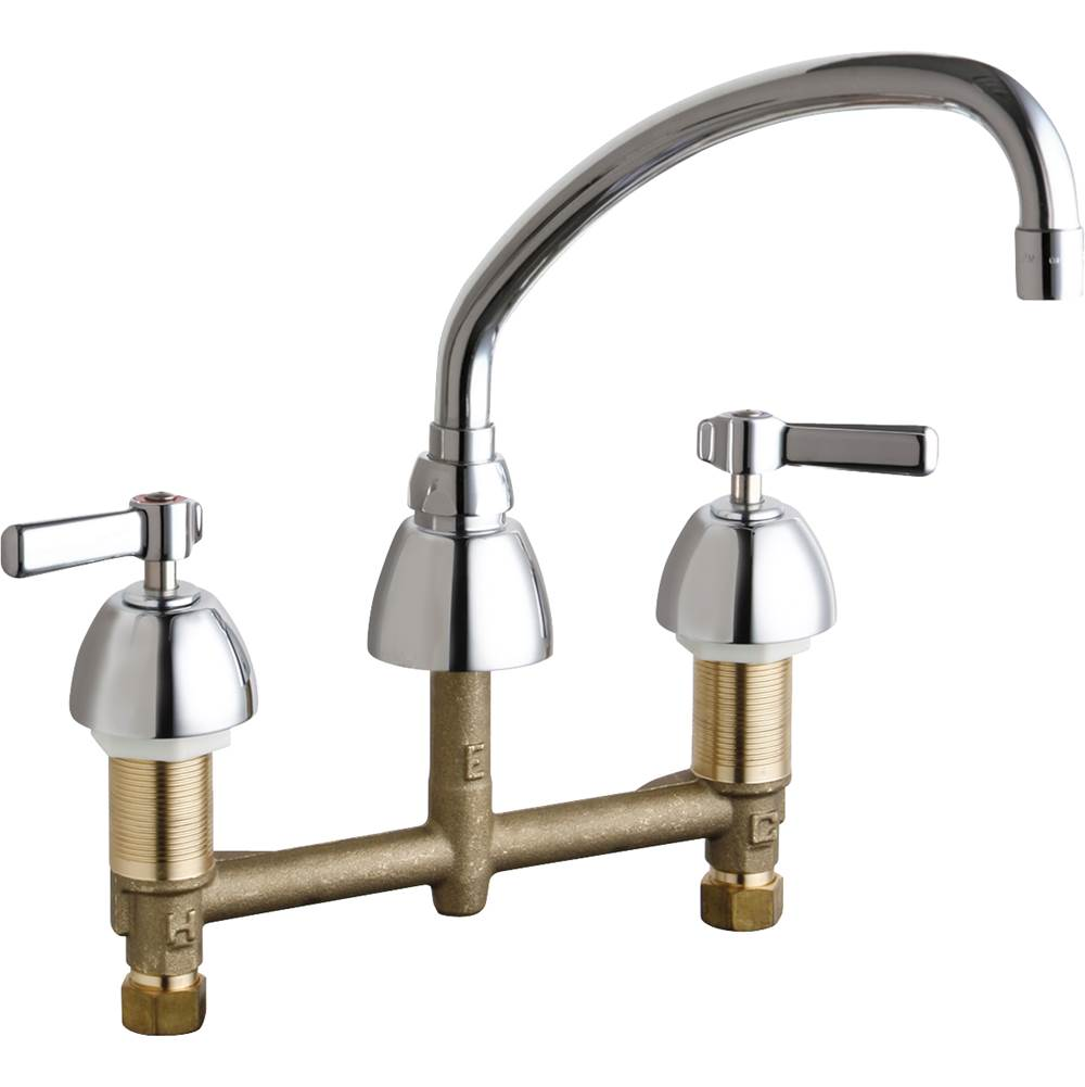 Chicago Faucets  Bathroom Sink Faucets item 201-AXKABCP