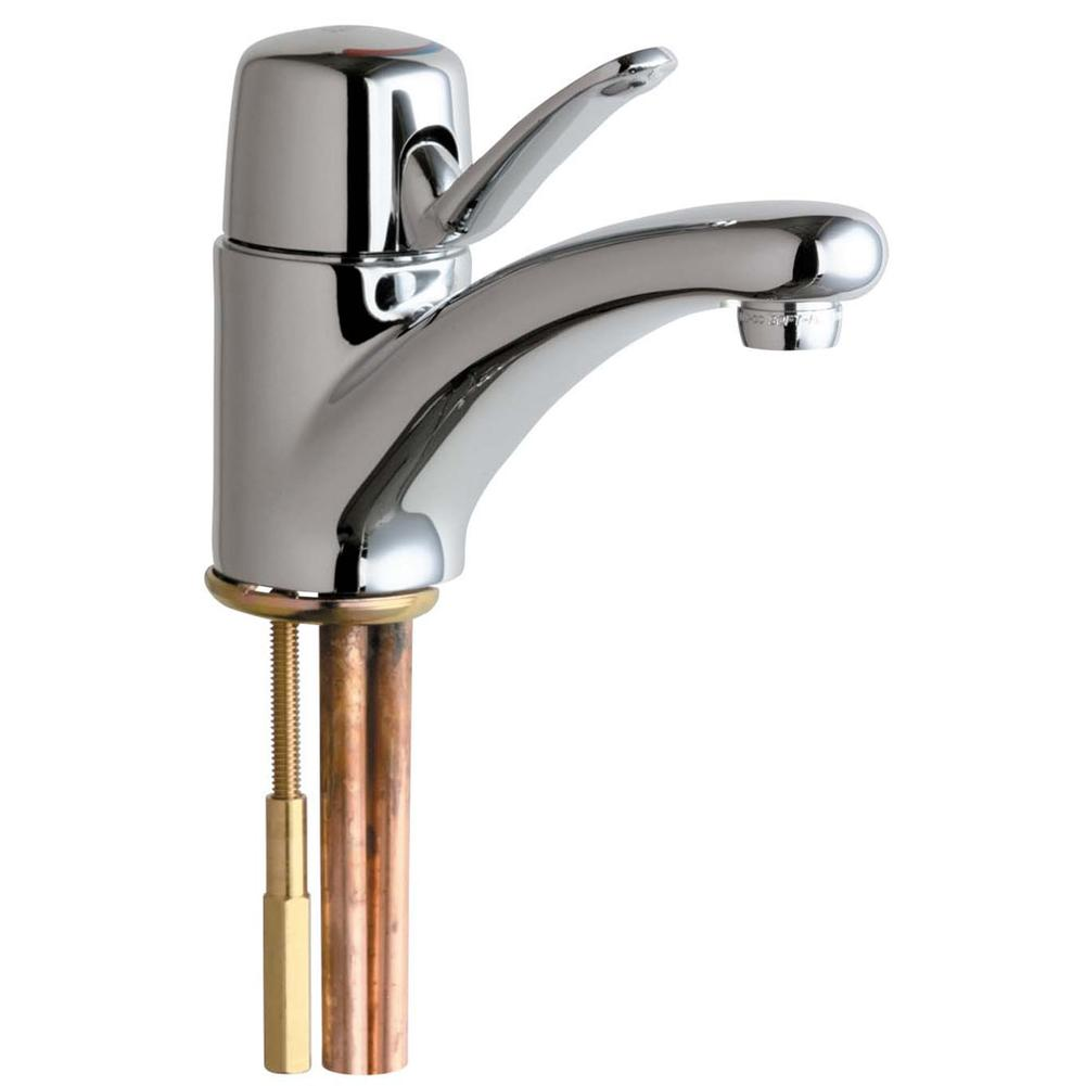 Chicago Faucets Single Hole Bathroom Sink Faucets item 2200-ABCP