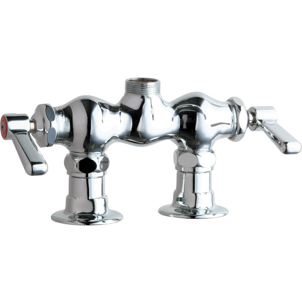 Chicago Faucets  Bathroom Sink Faucets item 772-LESAB