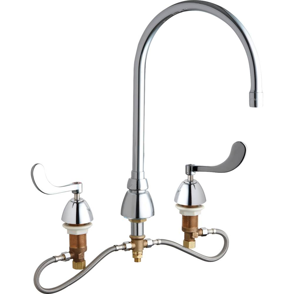 Chicago Faucets  Bathroom Sink Faucets item 786-HGN8AE3-317AB