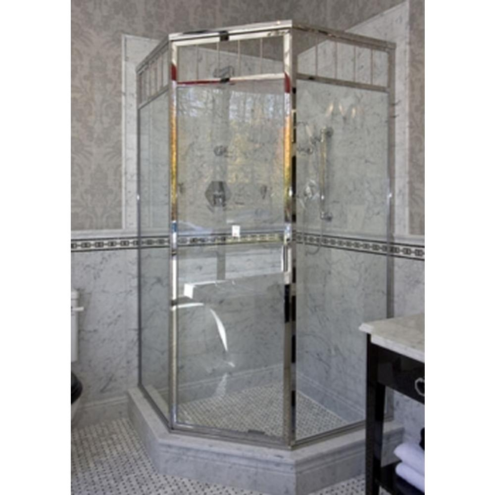 Shower Doors Neo Angle Chromes | Kitchens and Baths by Briggs ...