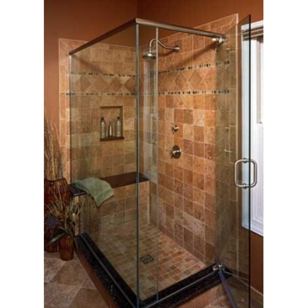 Shower Enclosures Corner | Kitchens and Baths by Briggs - Grand ...