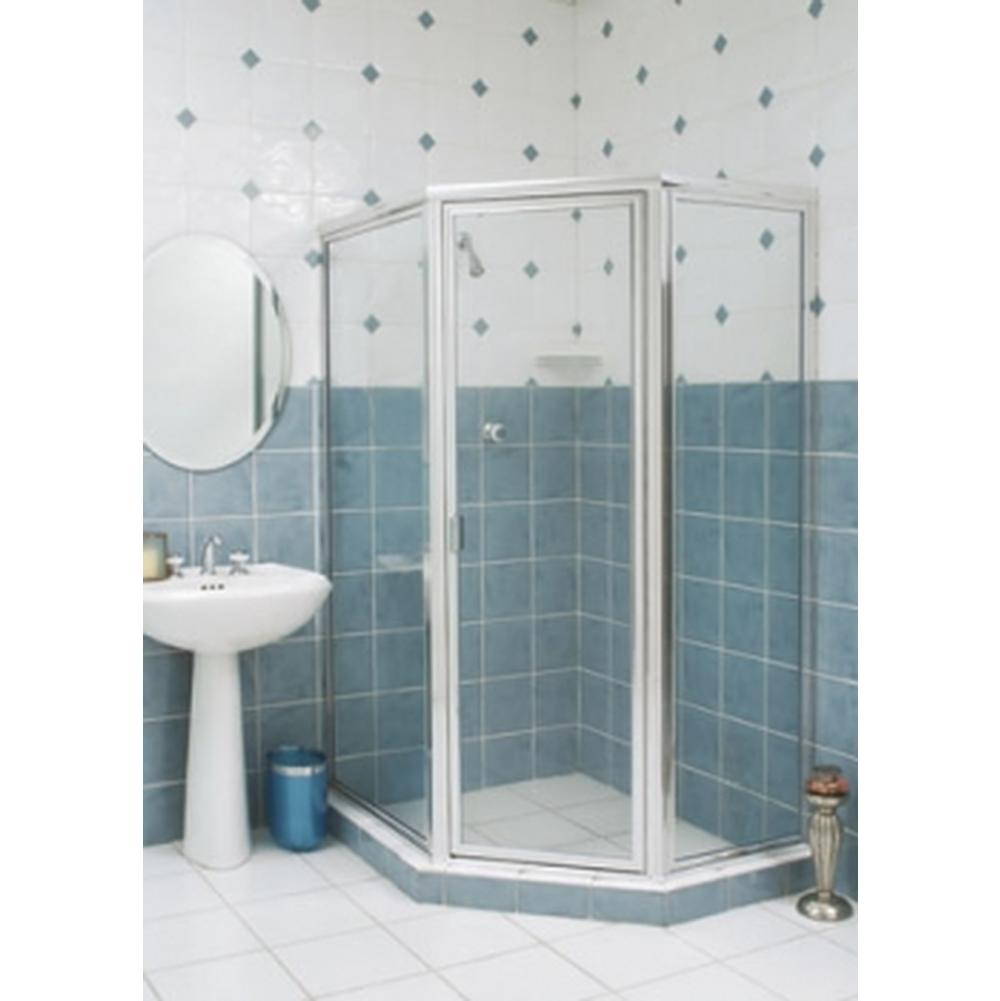 Century Bathworks Lucette Shower Door Century Bathworks L