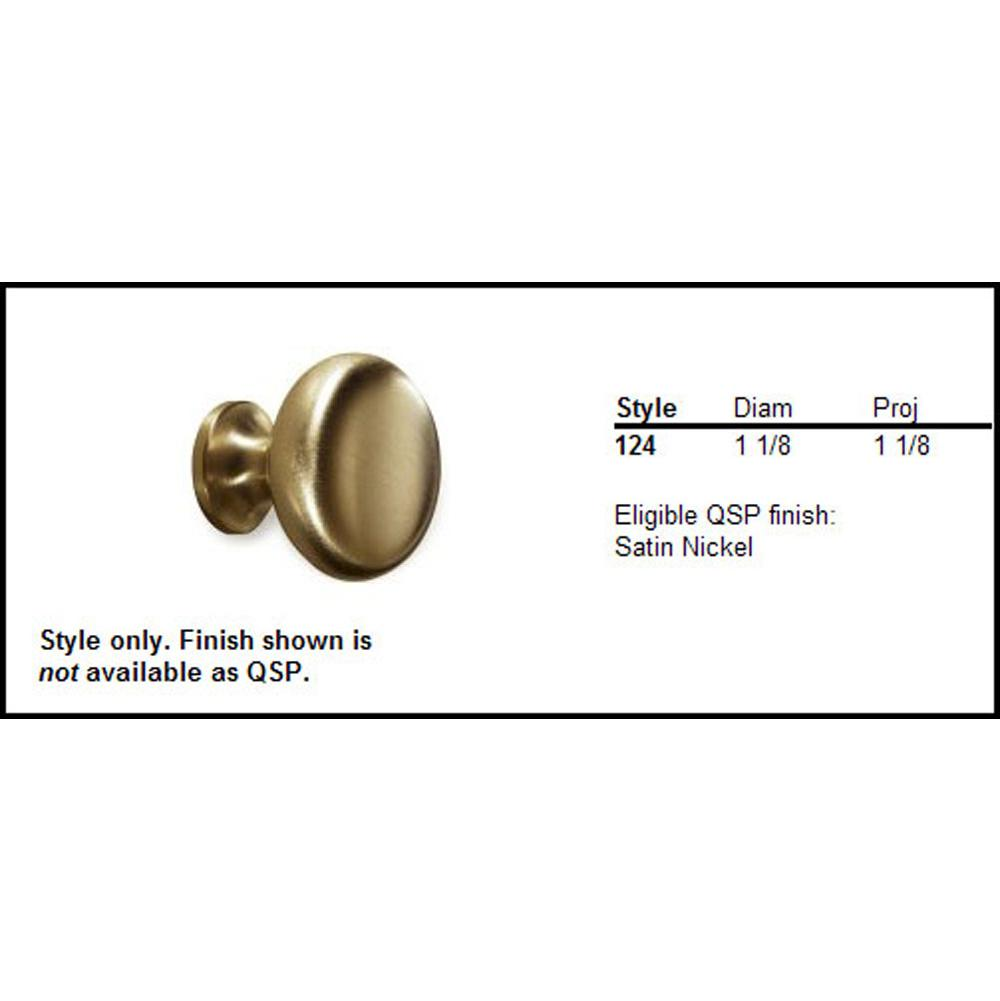 Colonial Bronze  Knobs item 124-M15B