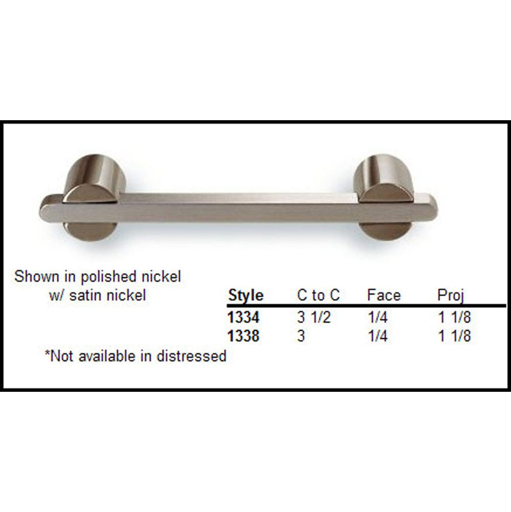 Colonial Bronze  Pulls item 1334-CUX15