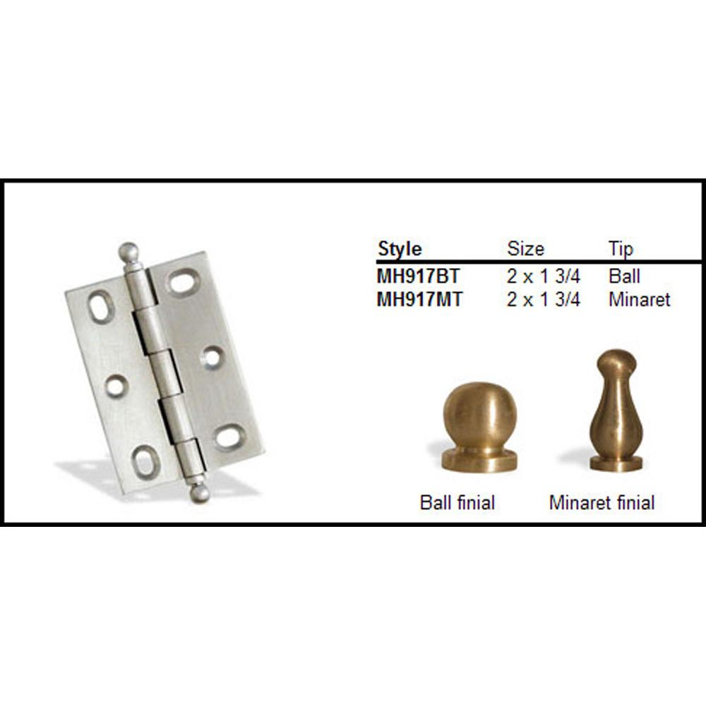 Colonial Bronze  Hinges item MH917BT-M15