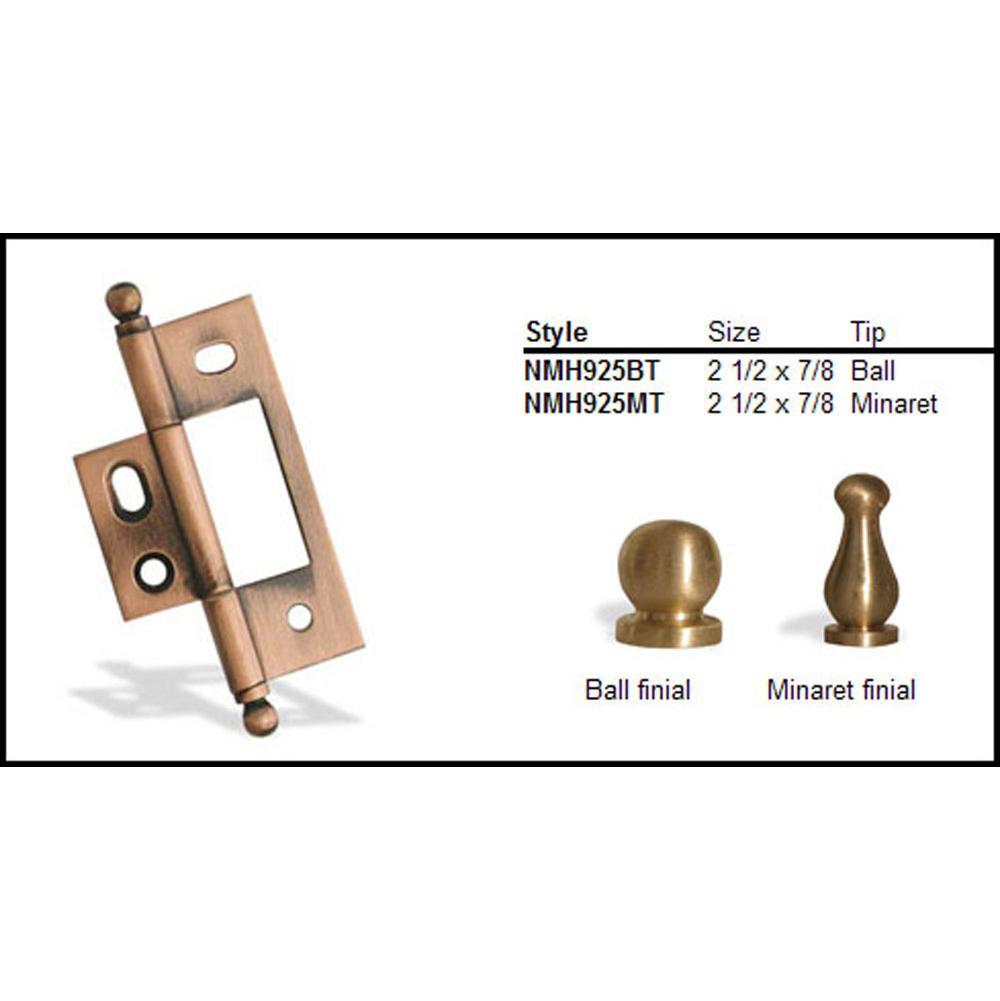 Colonial Bronze  Hinges item NMH925BT-D19