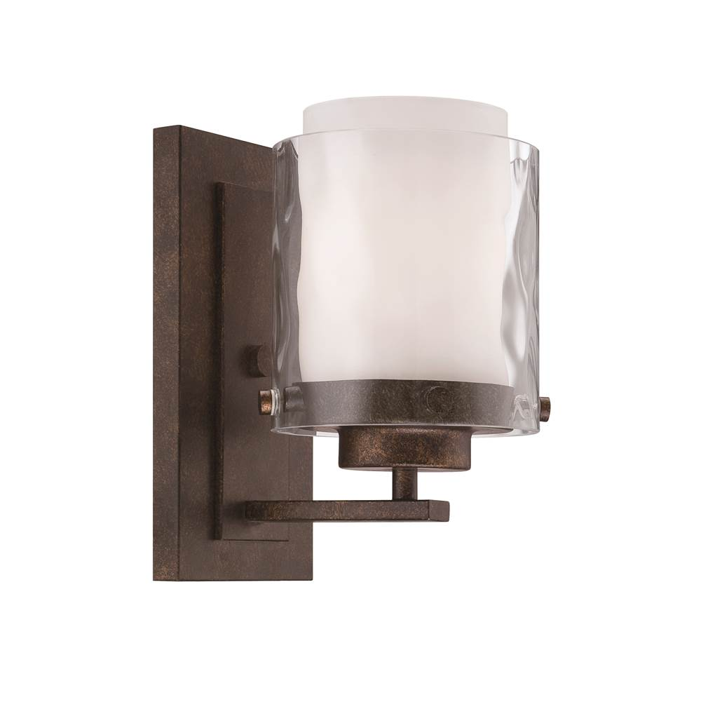 Craftmade One Light Vanity Bathroom Lights item 35401-PR