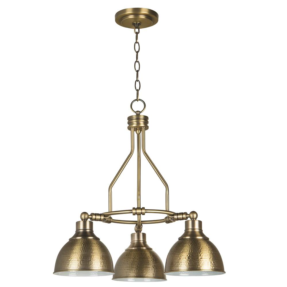 Craftmade Down Chandeliers Chandeliers item 35923-LB