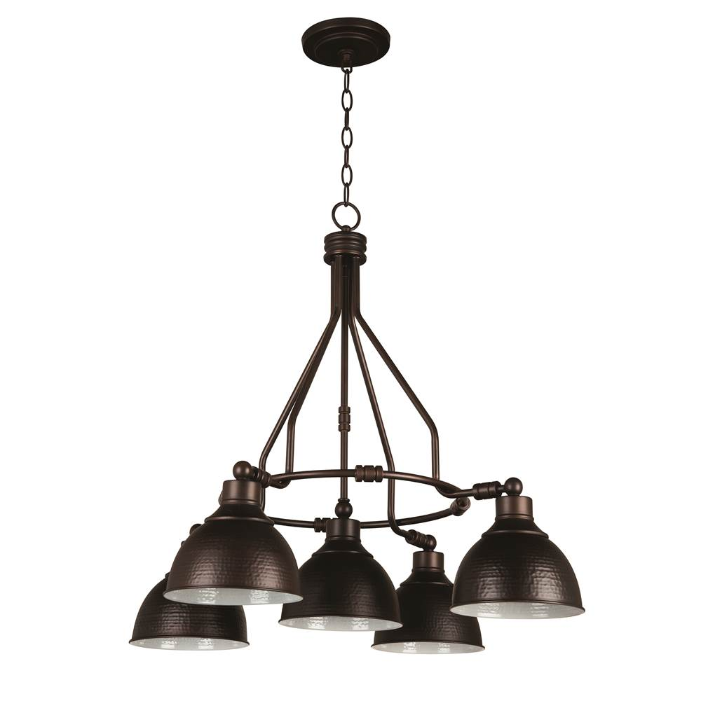 Craftmade Down Chandeliers Chandeliers item 35925-ABZ