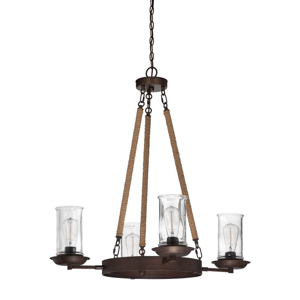 Craftmade Down Chandeliers Chandeliers item 36124-ABZ