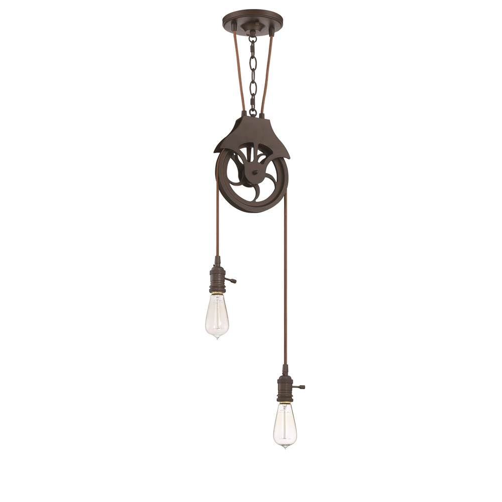 Craftmade  Pendant Lighting item CPMKP-2ABZ