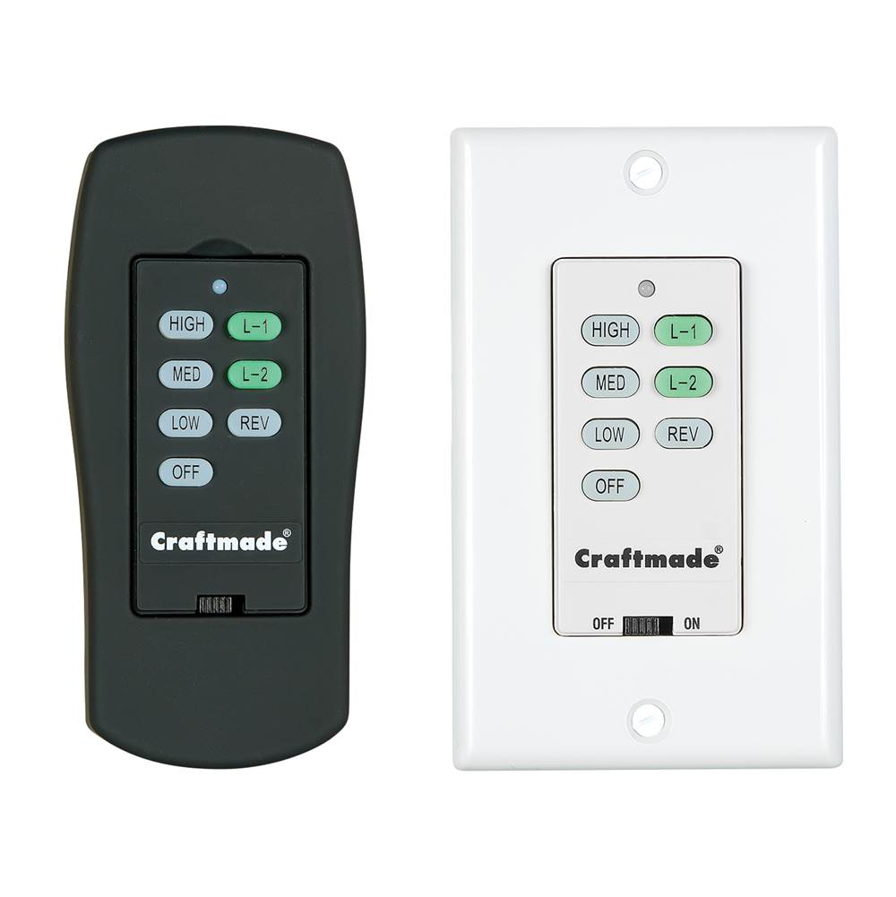 Craftmade Controls White | Kitchens and Baths by Briggs - Grand ...