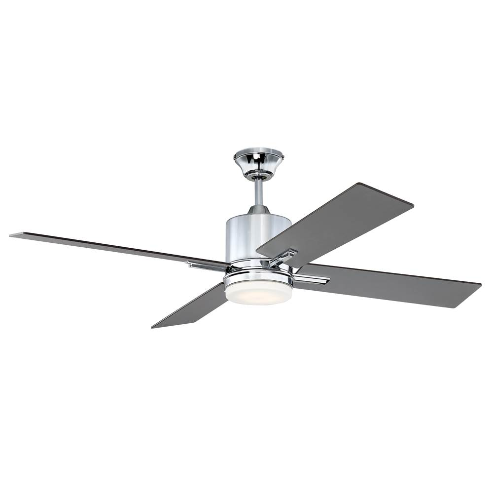 Craftmade ceiling fans chromes kitchens and baths by briggs 24000 27000 tea52ch4 brand craftmade 52 teana ceiling fan aloadofball Gallery