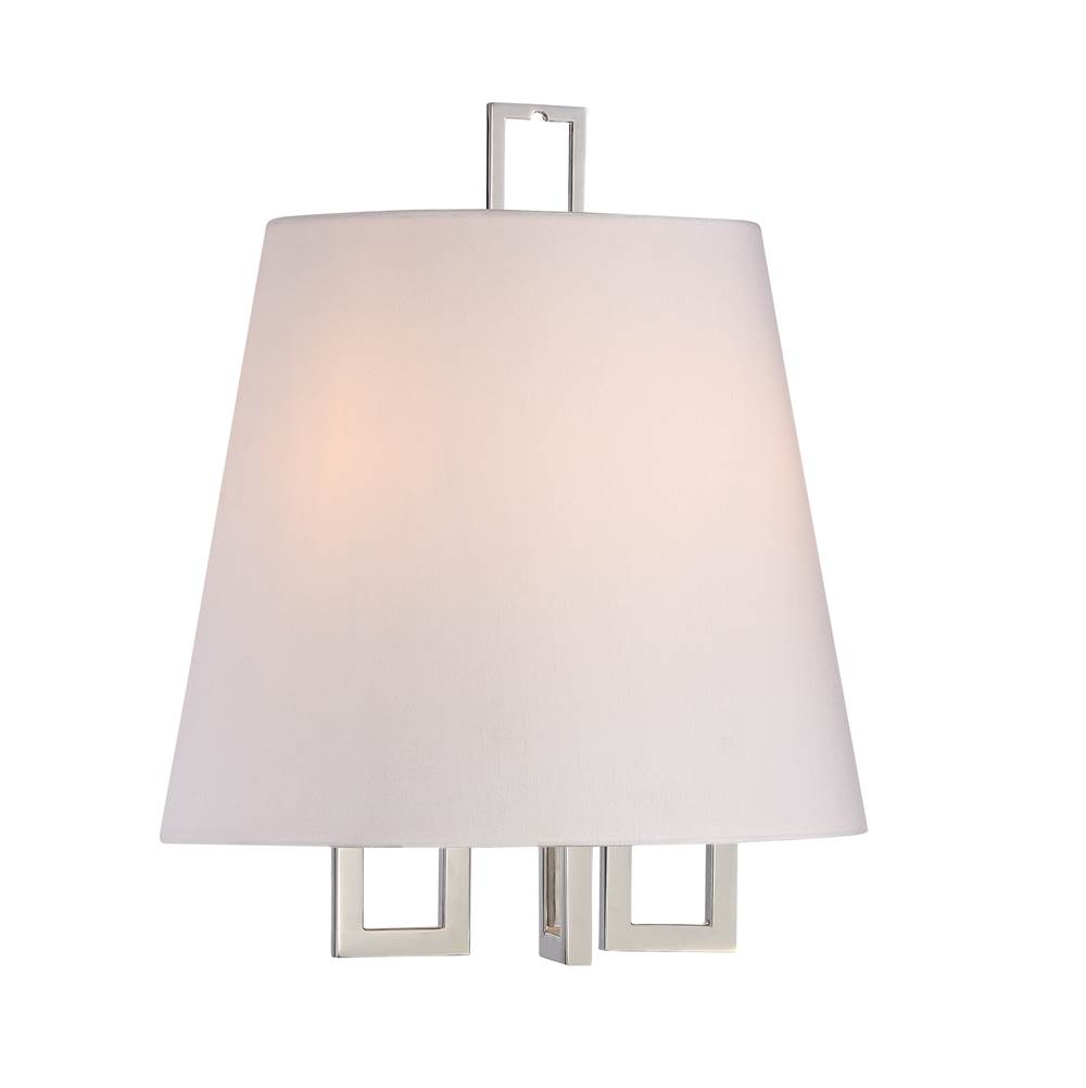 Crystorama Sconce Wall Lights item 2252-PN