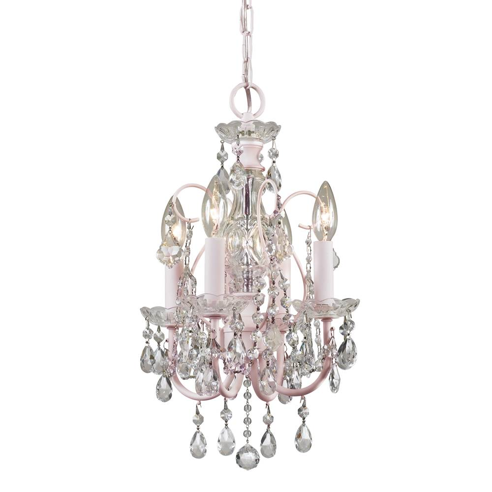 Crystorama Mini Chandeliers Chandeliers item 3224-BH-CL-MWP