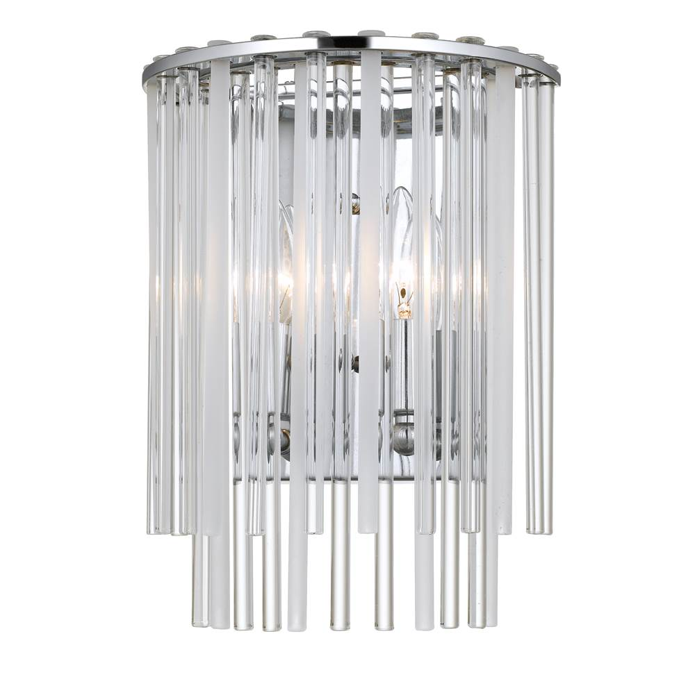 Crystorama Sconce Wall Lights item 392-CH