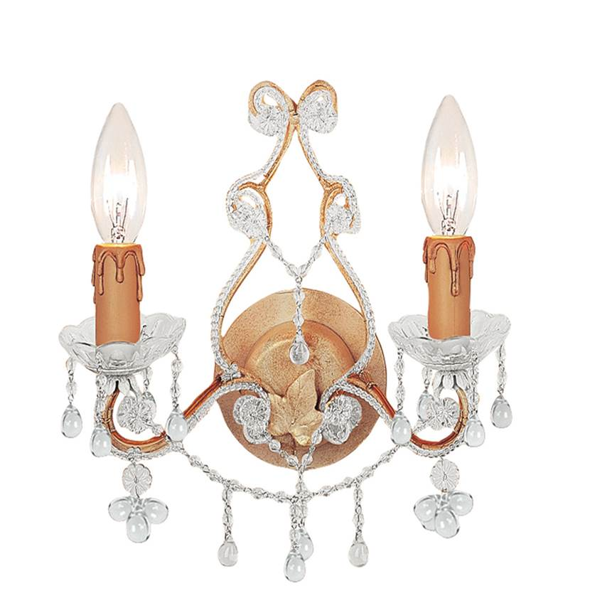 Crystorama Sconce Wall Lights item 4522-CM-CLEAR