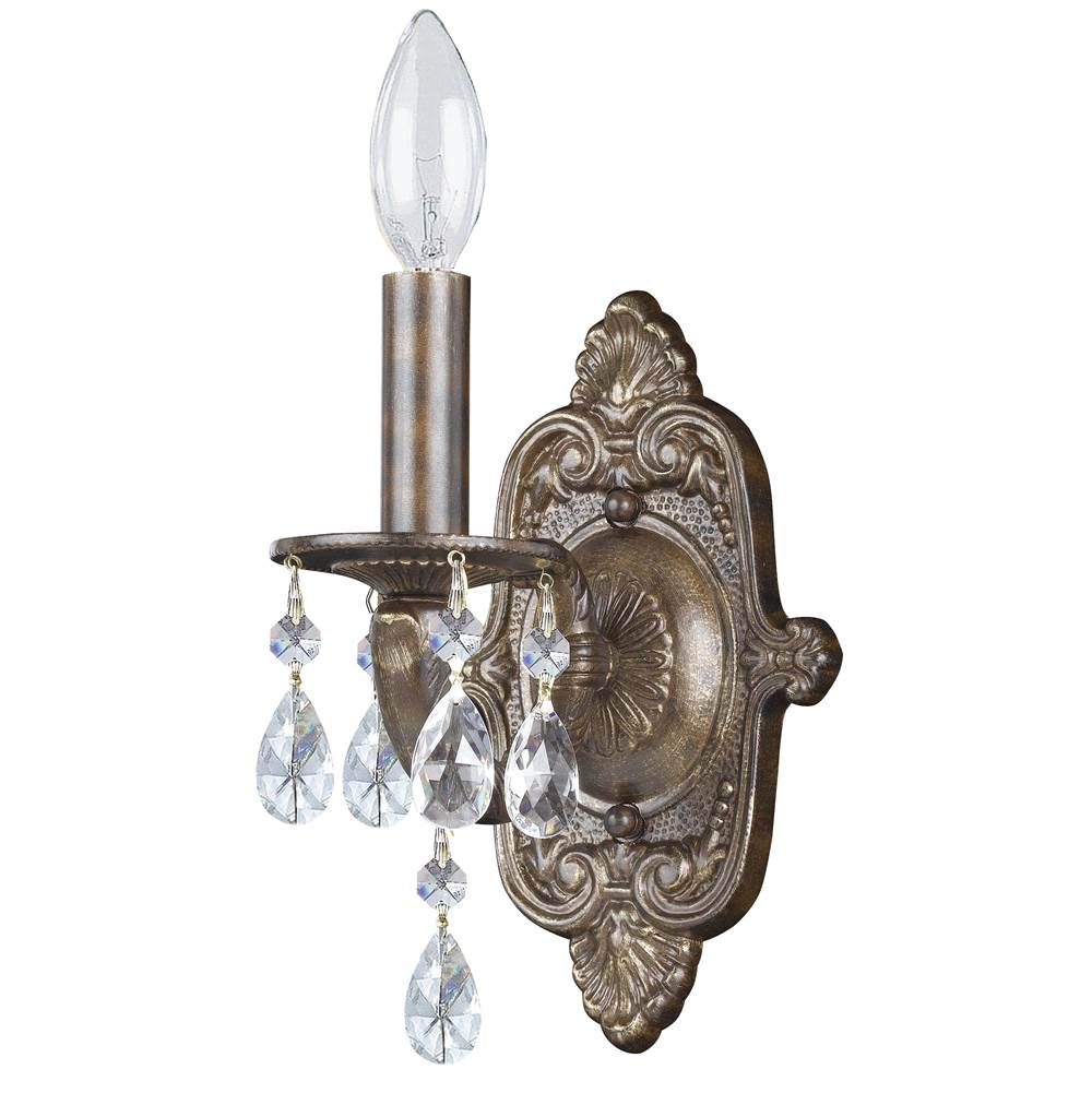 Crystorama Sconce Wall Lights item 5021-VB-CL-S