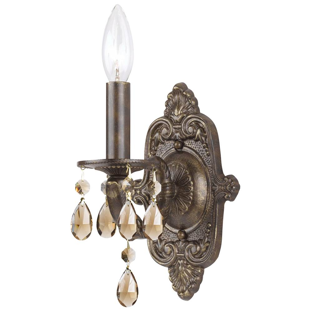 Crystorama Sconce Wall Lights item 5021-VB-GT-MWP