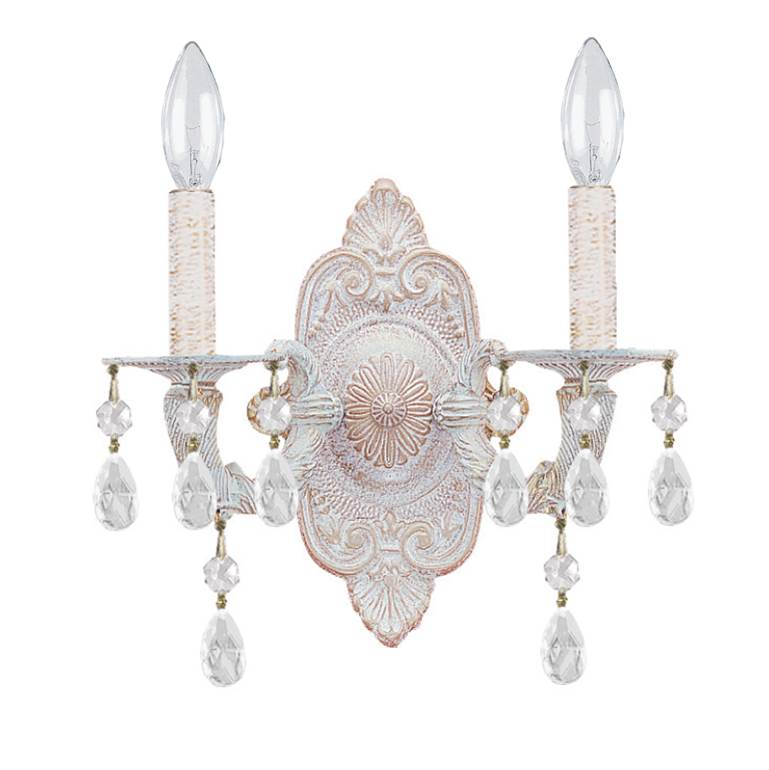 Crystorama Sconce Wall Lights item 5022-AW-CL-SAQ