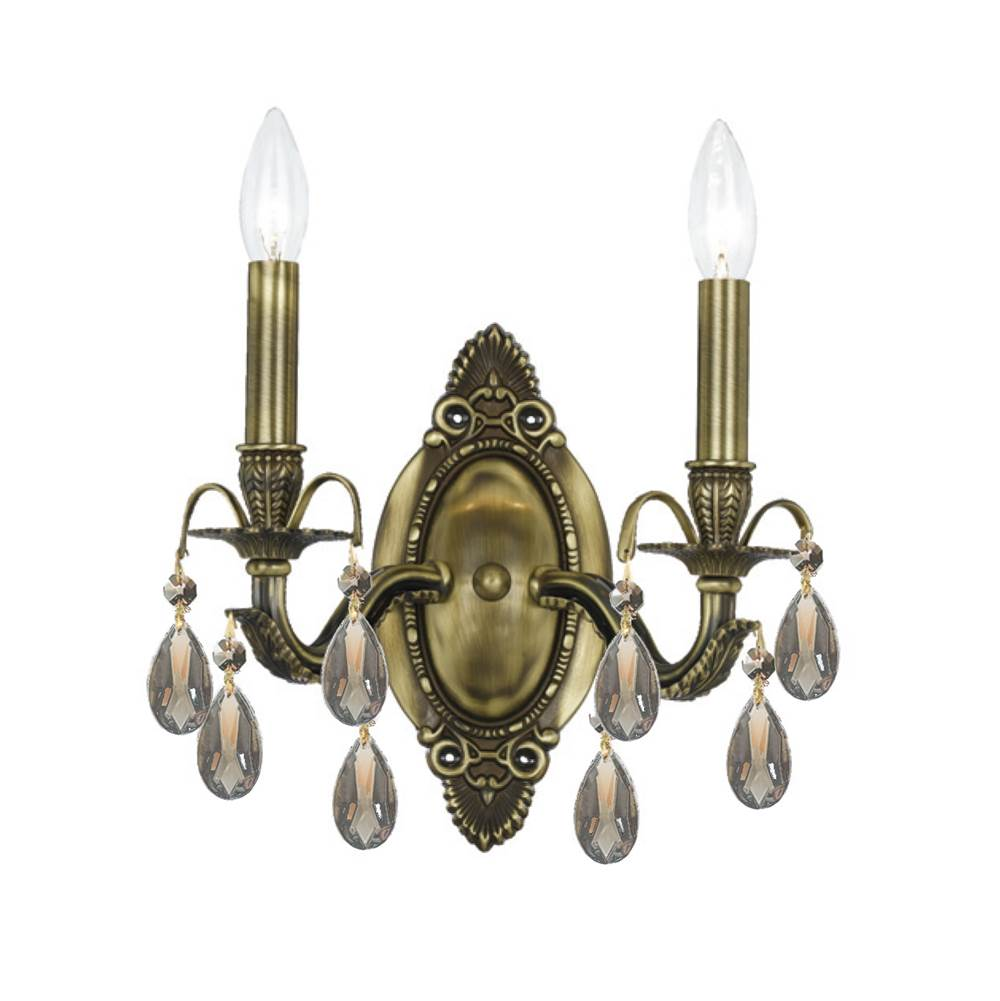 Crystorama Sconce Wall Lights item 5562-AB-GT-MWP