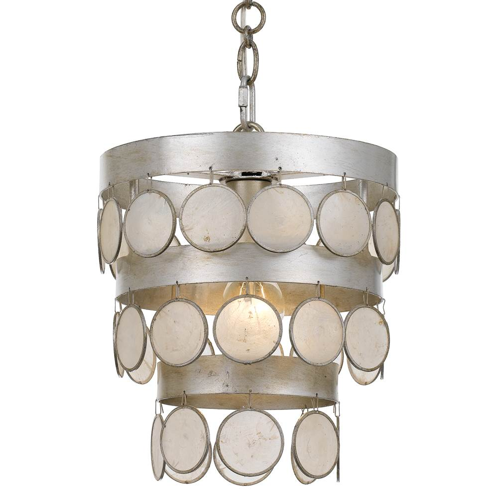 Crystorama Mini Chandeliers Chandeliers item 6003-SA
