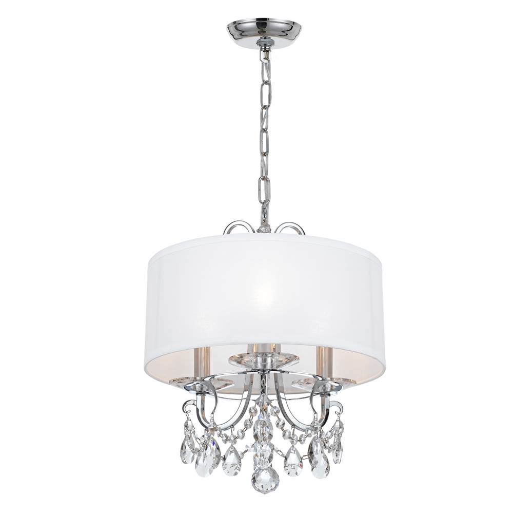Crystorama Mini Chandeliers Chandeliers item 6623-CH-CL-S