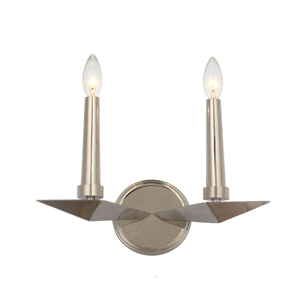 Crystorama Sconce Wall Lights item 7592-PN
