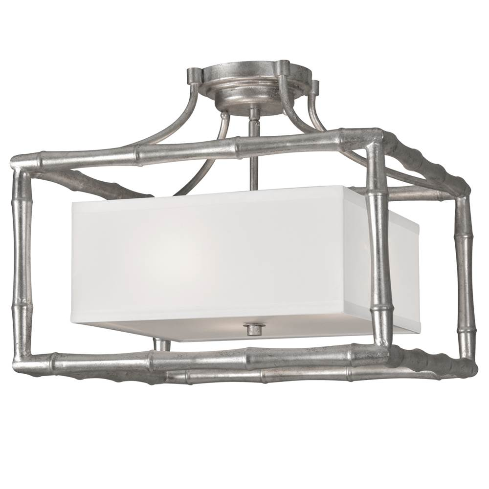 Crystorama Semi Flush Ceiling Lights item 9013-SA