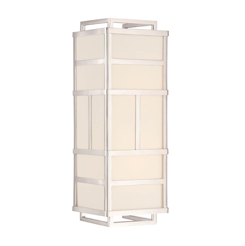 Crystorama Sconce Wall Lights item DAN-402-PN