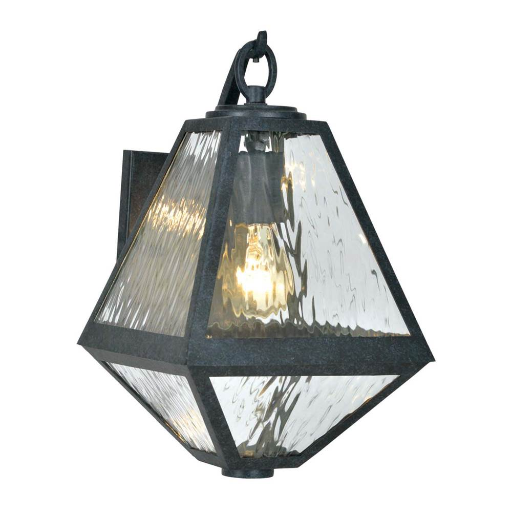Crystorama Wall Lanterns Outdoor Lights item GLA-9701-WT-BC