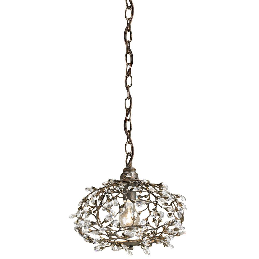 Currey And Company Cage Pendants Pendant Lighting item 9003