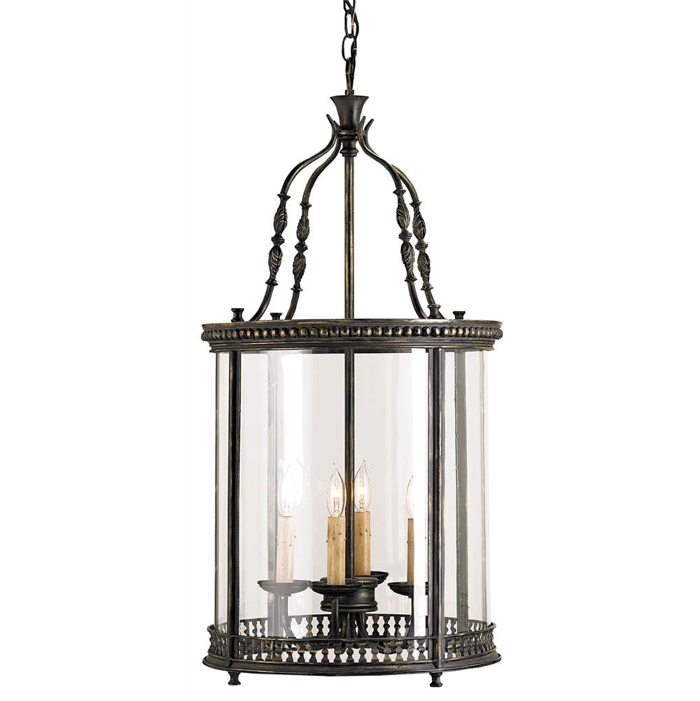 Currey And Company Cage Chandeliers Chandeliers item 9046