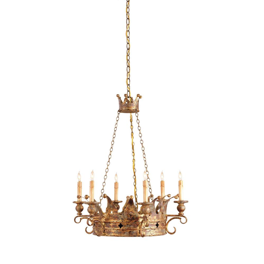 Currey And Company Single Tier Chandeliers item 9547
