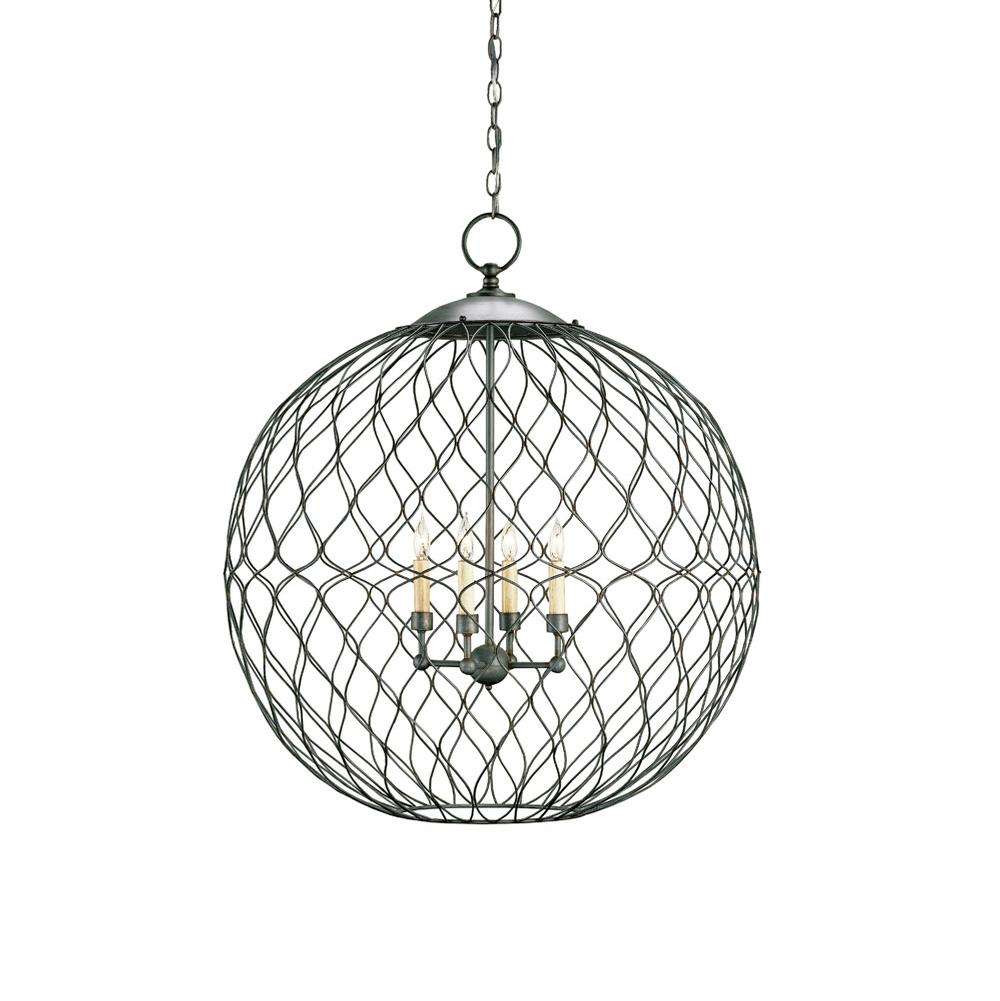 Currey And Company Cage Chandeliers Chandeliers item 9617