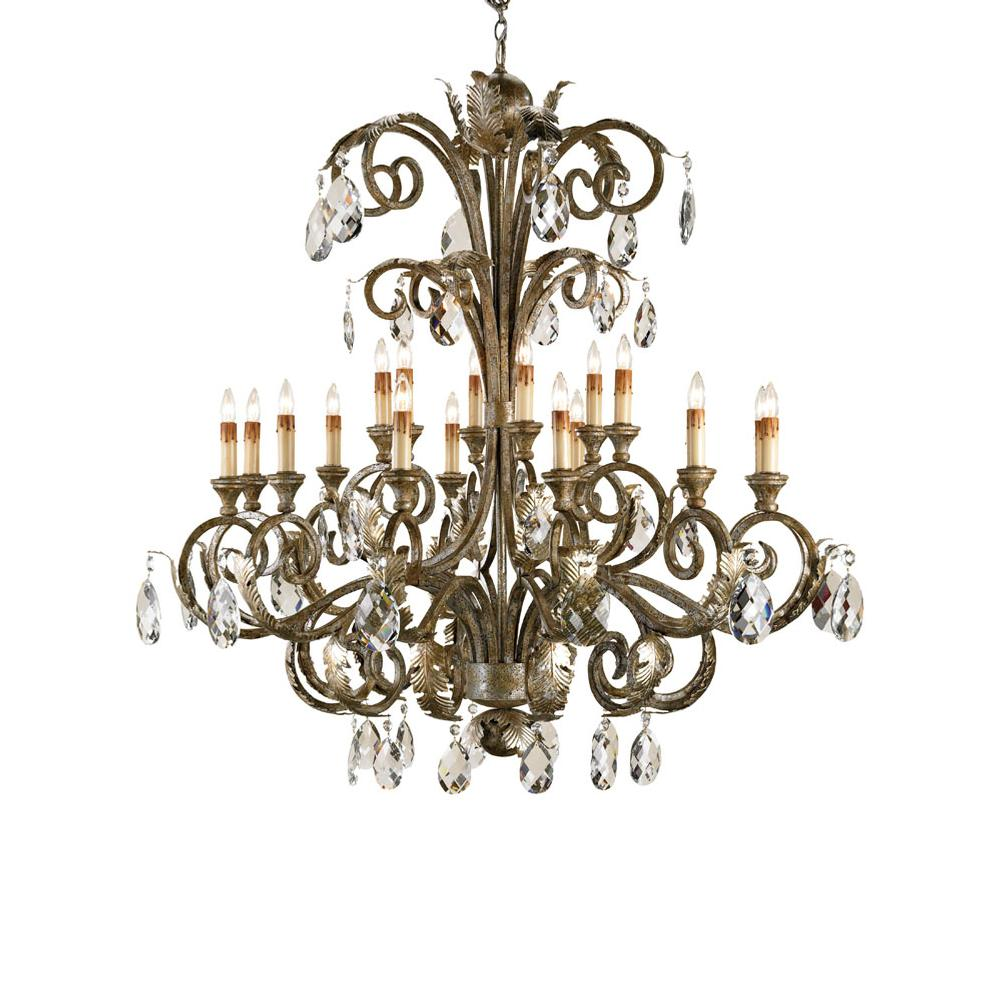 Currey And Company Multi Tier Chandeliers item 9632
