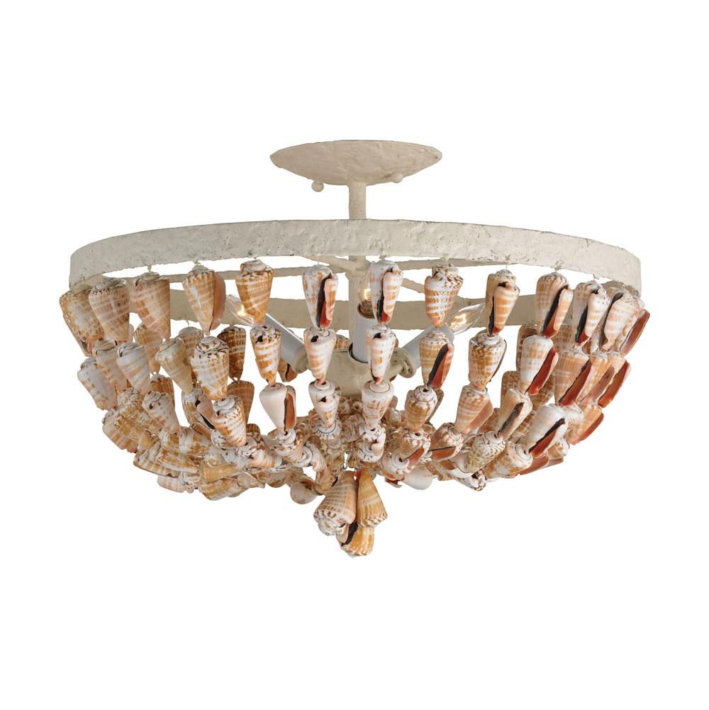 Currey And Company Semi Flush Ceiling Lights item 9898