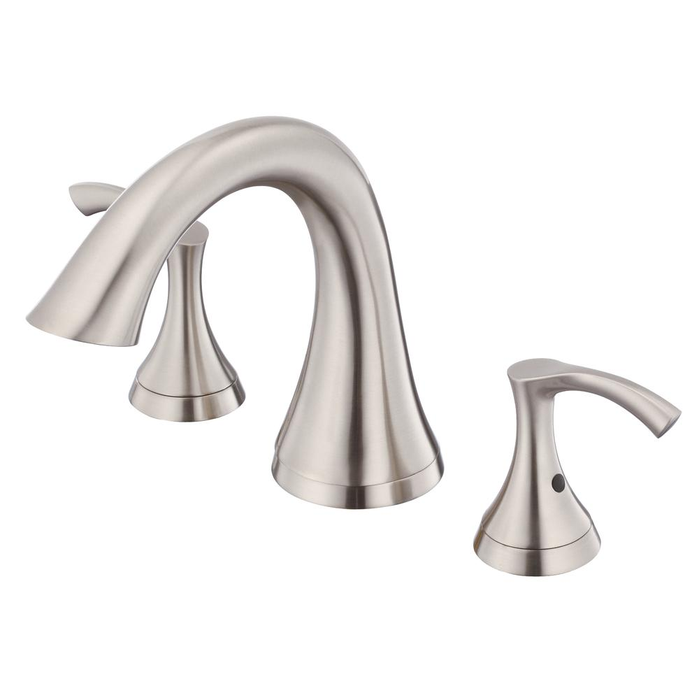 Danze Widespread Bathroom Sink Faucets item D300922BNT