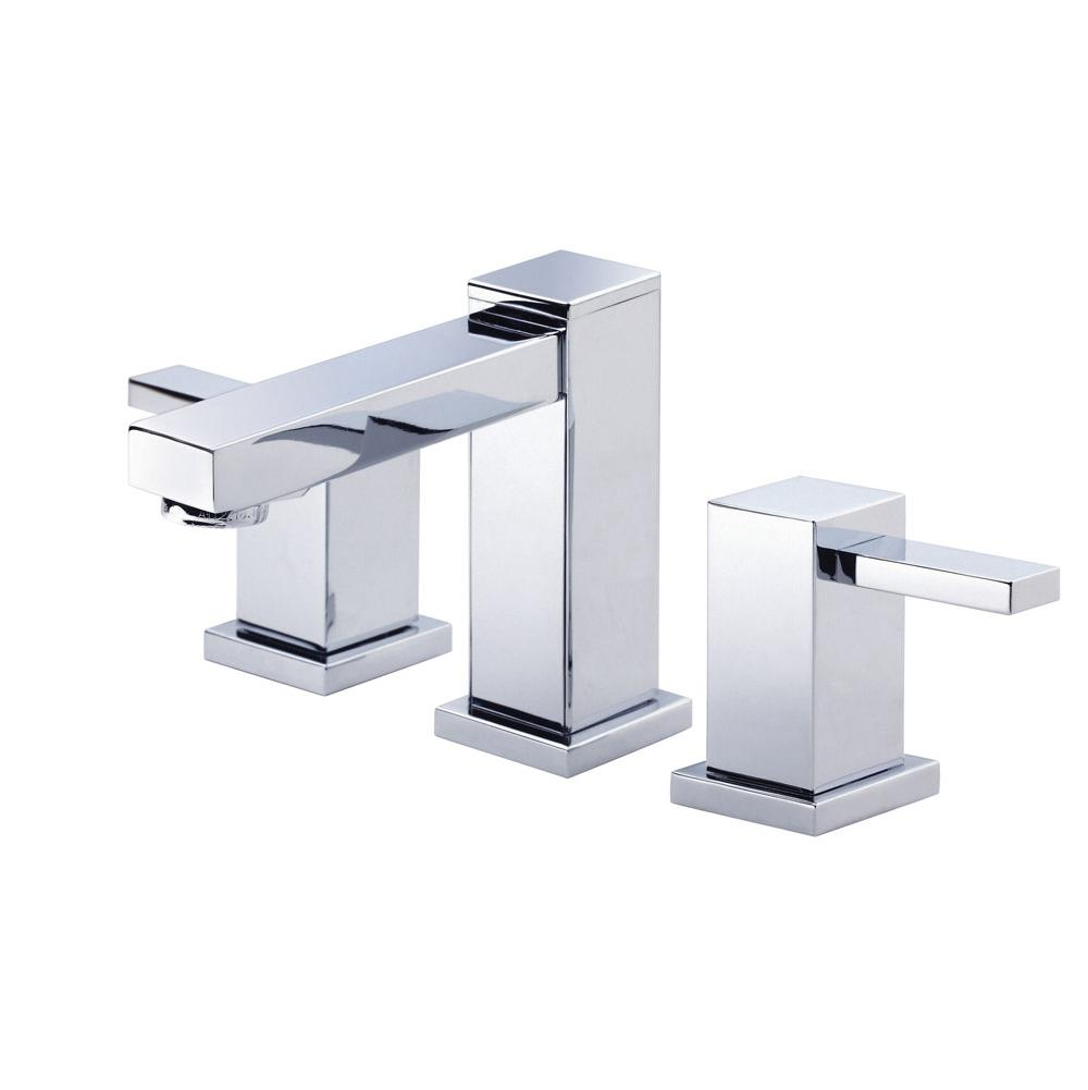 Bathroom Sink Faucets Mini Widespread | Kitchens and Baths by Briggs ...