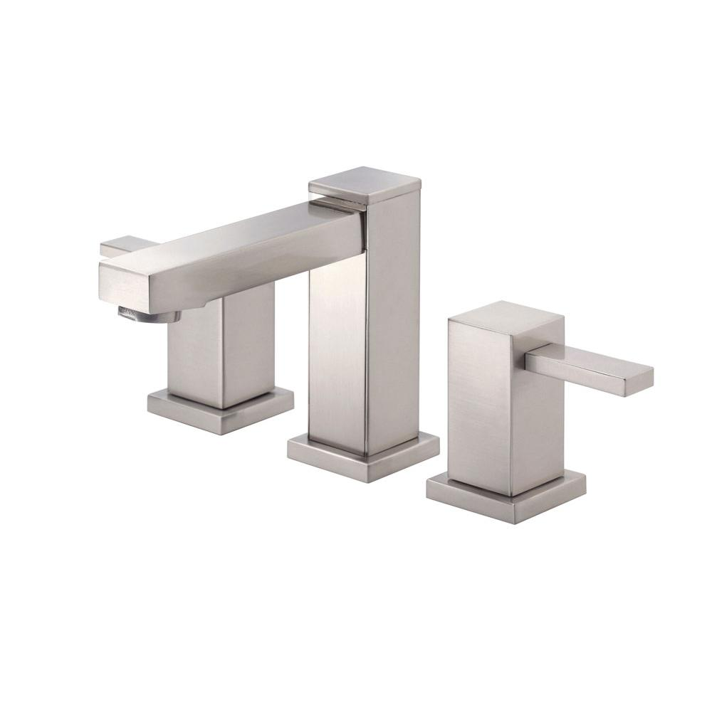 Bathroom Sink Faucets Mini Widespread | Kitchens and Baths by ...