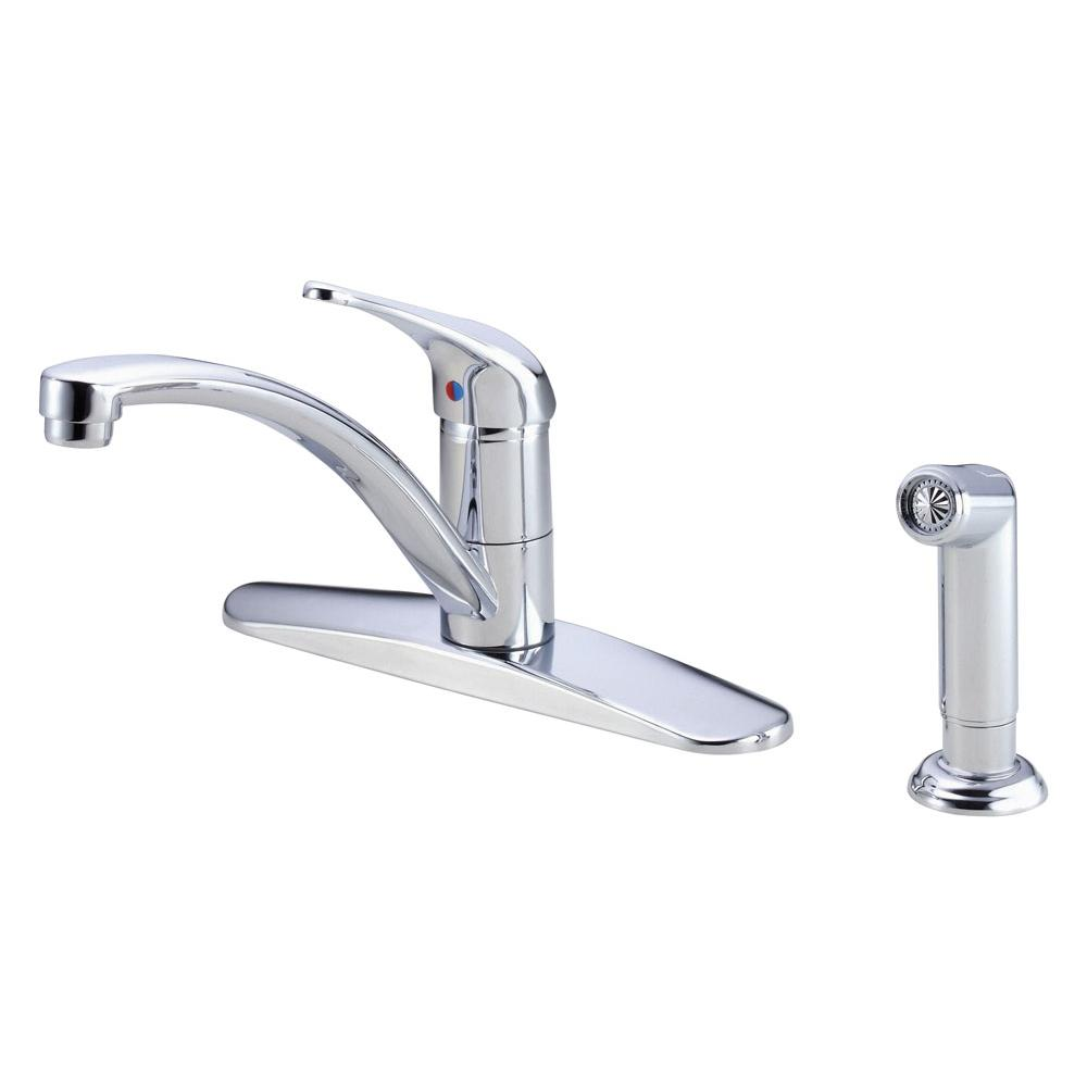 Danze Melrose Kitchen Faucet Faucets Kitchen Faucets Deck Mount Kitchens And Baths By Briggs